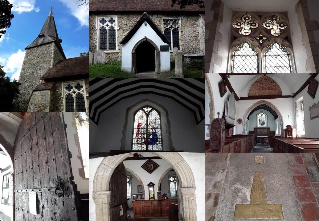 16 fordwich church
