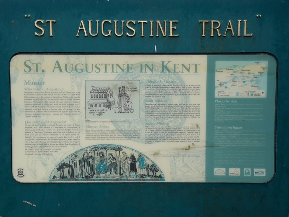 way of st augustine