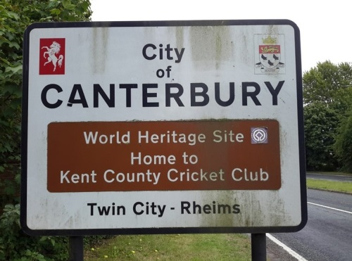 Faversham to Canterbury the finale