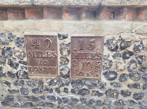 day 3 rochester to faversham