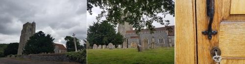 day 3 rochester to faversham St Mary the Virgin Church, Newington