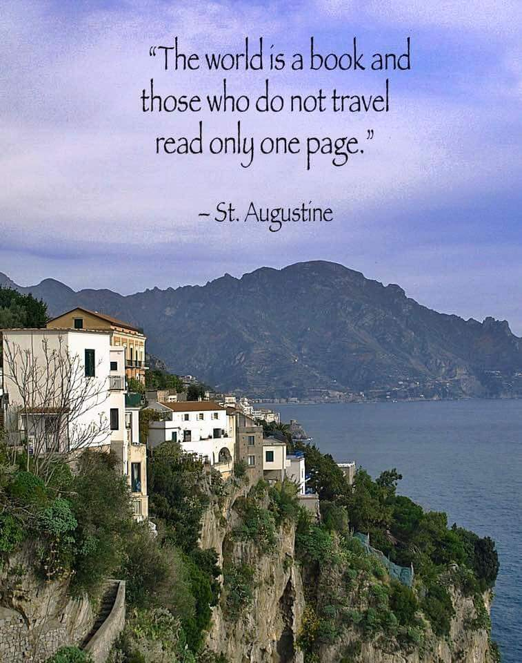 The Way of St Augustine