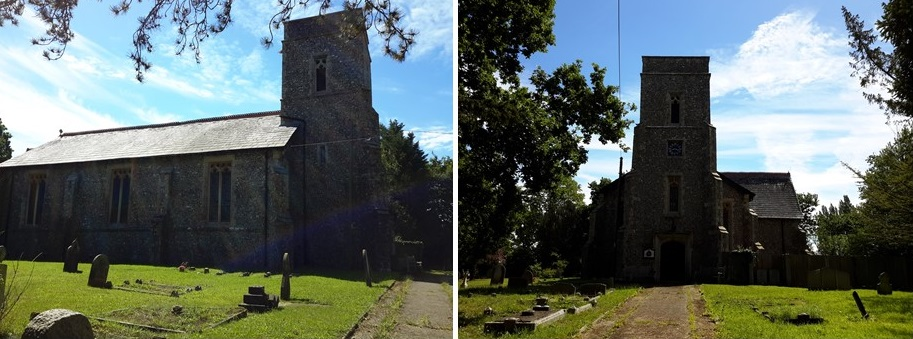 parish church of dunkirk