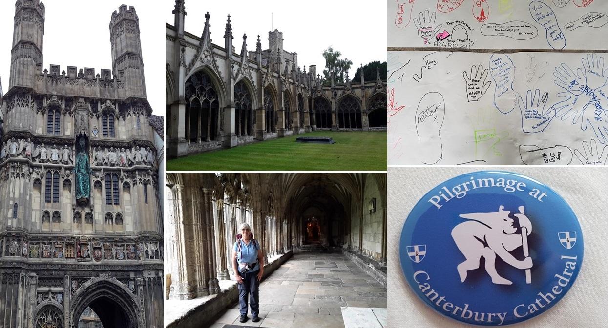 pilgrims day at canterbury cathedral