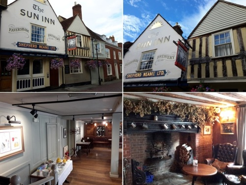 the sun inn faversham