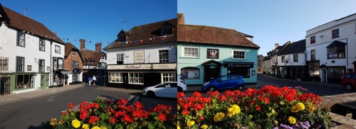 the Market Town of Arundel; a Domesday Book village