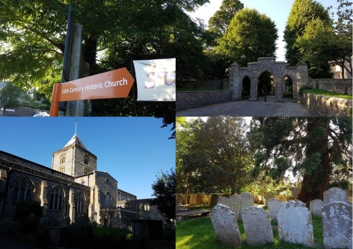 The Parish and Priory Church of Saint Nicholas Arundel