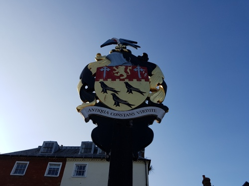 Arundel coat of arms