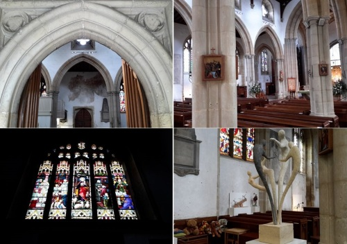 Parish Church of St Nicholas, Arundel