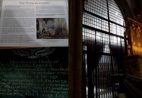 Parish Church of St Nicholas, Arundel and the Fitzalan Chapel