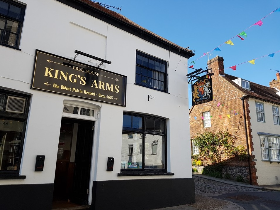 King's Arms, Arundel