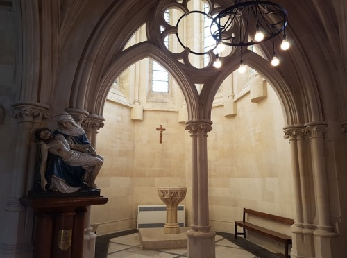 The Lady Chapel, Cathedral Arundel