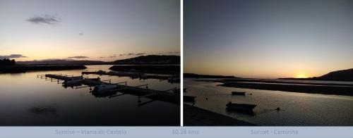 santiago de compostela, portuguese coastal route, viana do castelo, porto to santiago, camino 2017, Carreco Windmill in Viana do Castelo