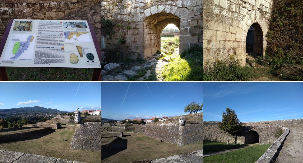 fortress valenca, valenca, fortress city valenca portugal, camino 2017, camino de santiago, portuguese coastal route, porto to santiago, santiago de compostela, walking the camino, notjustagranny