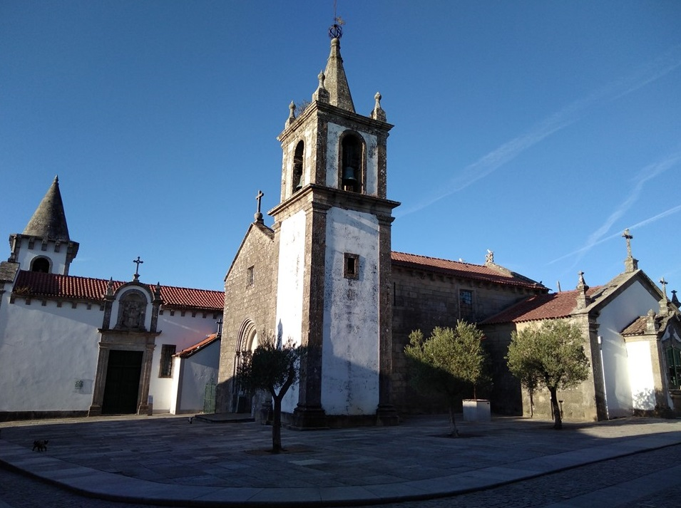 Santa Maria dos AnjosValenca, valenca, fortress city valenca portugal, camino 2017, camino de santiago, portuguese coastal route, porto to santiago, santiago de compostela, walking the camino, notjustagranny