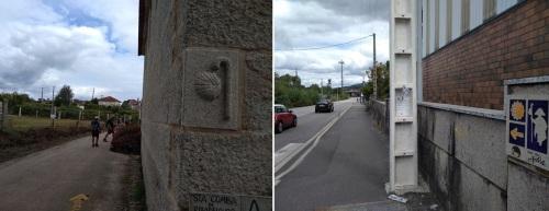 Camino de Santiago - portuguese route