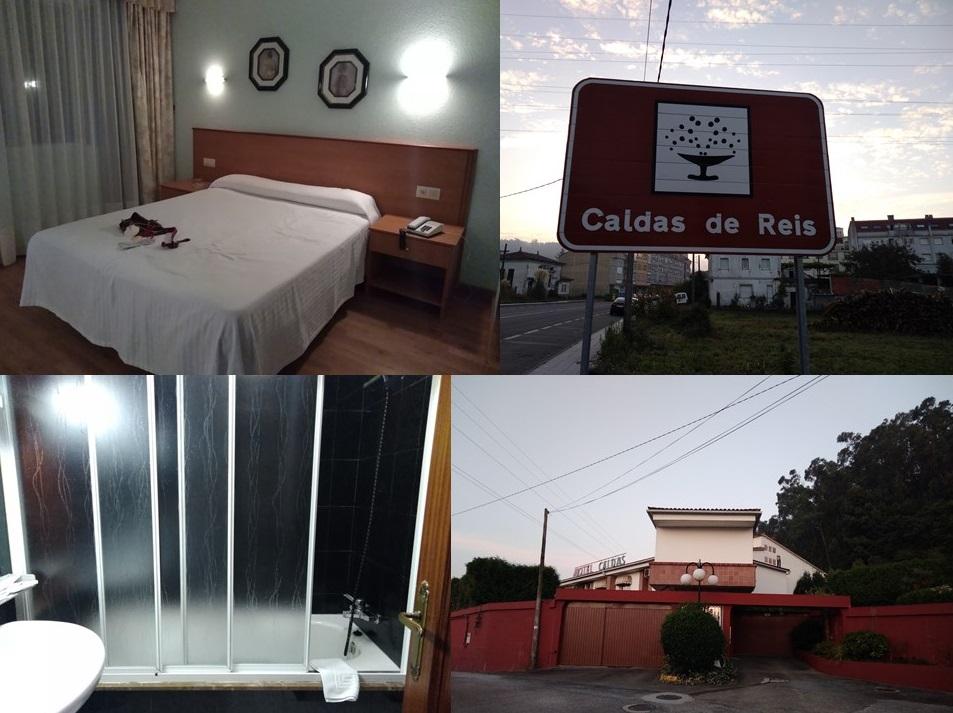 Motel Caldas, Caldas de Reis