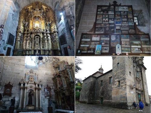 Satuario da Virxe da Escravitude, padron to santiago, camino portuguese, porto to santiago, pilgrimage to santiago, the way of st james, walking to santiago, pilgrimage to santiago de compostela, not just a granny, visit spain,