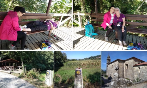 caldas de reis to padron, camino de santiago, porto to santiago, portuguese coastal route, the camino portugues, walk 1000 miles, travel diaries, not just a granny, walking the camino, snapshots of spain,