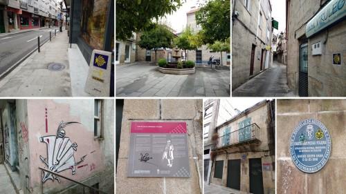 concello de redondela, redondella, camino de santiago, o porrino to arcade, walking the camino, portuguese coastal and central route,