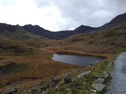 mount snowdon caenarfon, pen y pass snowdownia, walk 1000 miles, walks in wales, montgomery castle wales, camino 2018 practise walks