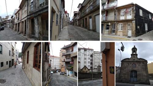 hórreo galician granary, concello de redondela, camino de santiago, o porrino to arcade, walking the camino, portuguese coastal and central route,
