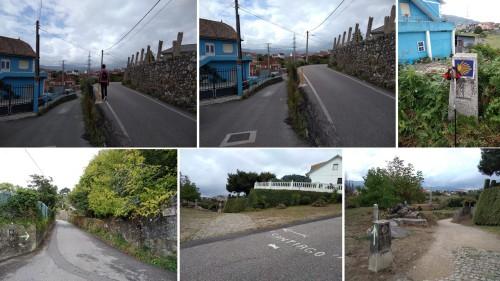 concello de redondela, camino de santiago, o porrino to arcade, walking the camino, portuguese coastal and central route,