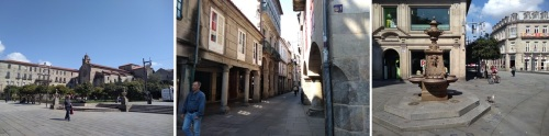 Capilla de la Virgen Peregrina de Pontevedra, o camino portugues a santiago, camino de santiago, porto to santiago, portuguese coastal route, portuguese central way, tui to santiago, pilgrimage to santiago, solo women on the camino, camino for women over 60, baby boomers travel, walk 1000 miles
