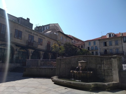 Pontevedra, o camino portugues a santiago, camino de santiago, porto to santiago, portuguese coastal route, portuguese central way, tui to santiago, pilgrimage to santiago, solo women on the camino, camino for women over 60, baby boomers travel, walk 1000 miles