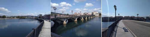 Ponte de Burgo Pontevedra, o camino portugues a santiago, camino de santiago, porto to santiago, portuguese coastal route, portuguese central way, tui to santiago, pilgrimage to santiago, solo women on the camino, camino for women over 60, baby boomers travel, walk 1000 miles