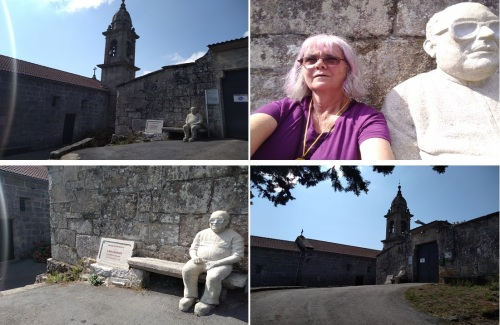 camino de santiago, porto to santiago, portuguese coastal route, portuguese central way, tui to santiago, pilgrimage to santiago, solo women on the camino, camino for women over 60, baby boomers travel, walk 1000 miles