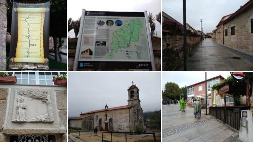camino de santiago, o porrino to arcade, walking the camino, portuguese coastal and central route,