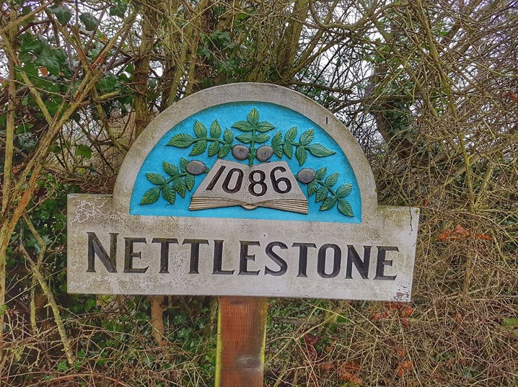 31 days of gratitude, domesday book villages, nettlestone 1086, travel the uk, working as a carer for the elderly, not just a granny travels, project 101