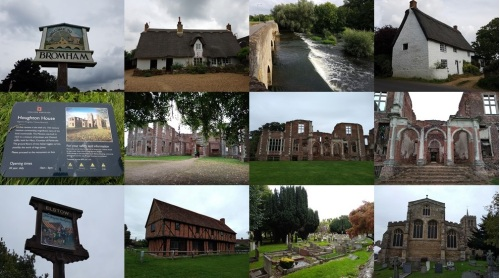 Bronham, Houghton House, Elstow