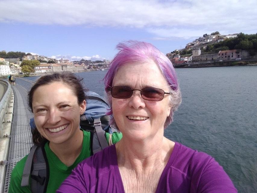 porto portugal, porto to santiago, camino de santiago, walking the camino, project 101