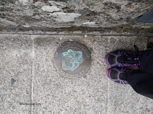 31 days of gratitude, camino de santiago, walking the camino, portuguese coastal route,