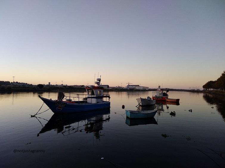 31 days of gratitude, camino de santiago, walking the camino, portuguese coastal route,