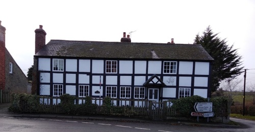 3 miles to chirbury, villages of the uk, walks in the uk, wales to england, travel diaries, black and white houses