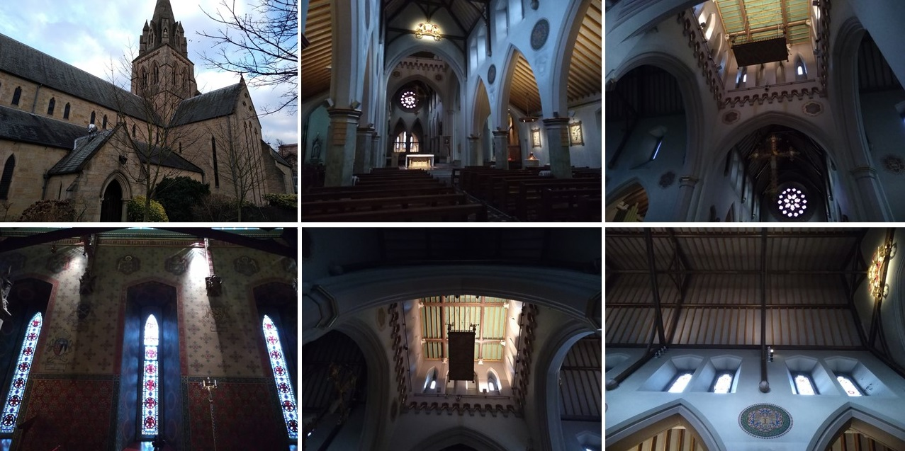 nottingham, notting cathedral, robin hood, cities of england, domesday book, project 101, explore nottingham, visit nottingham, what to see in nottingham
