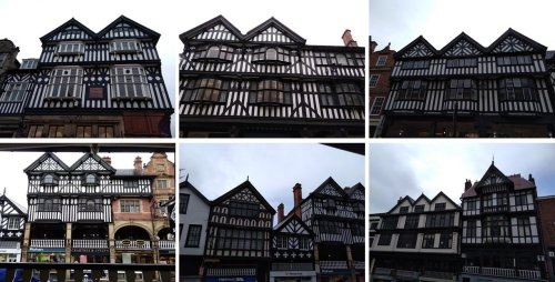 chester, roman fort, chesters clock, roman city walls chester, explore chester, things to do in chester, chester high cross, britains oldest shopping arcade. black and white buildings of chester, domesday book town