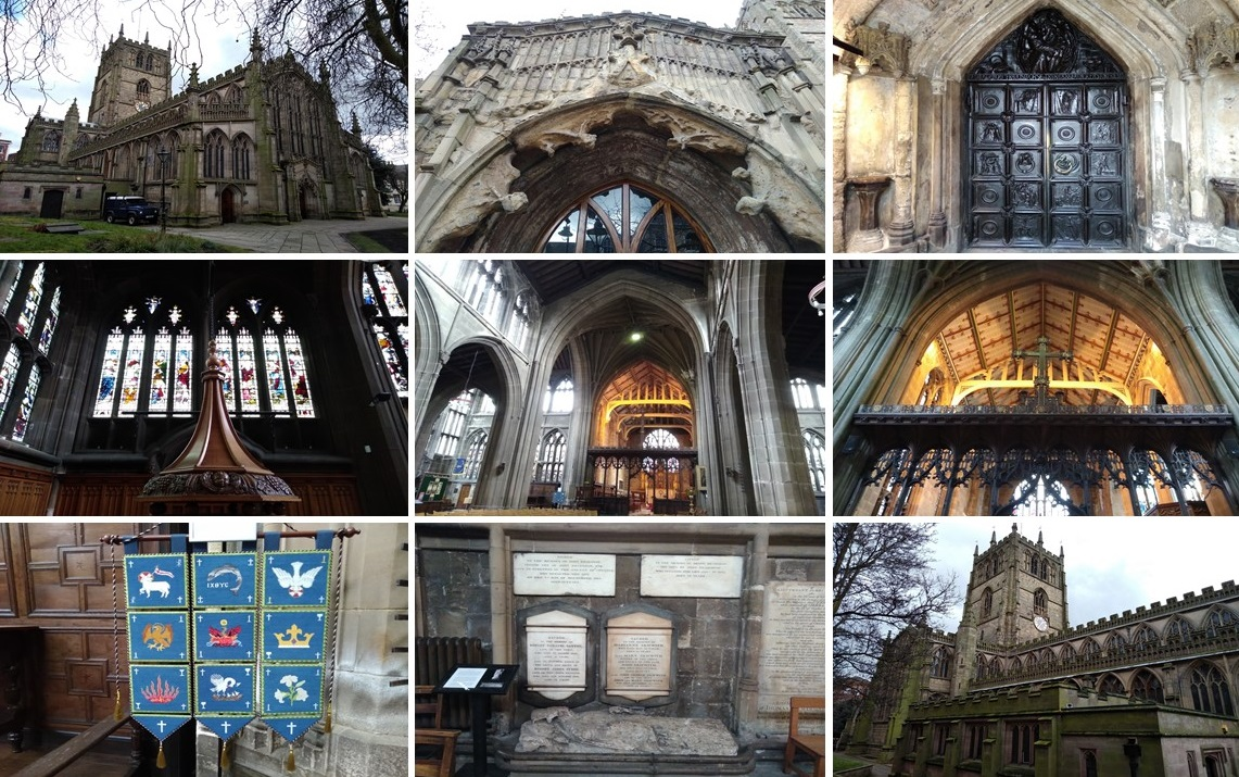 st mary the virgin lace market nottingham, robin hood, cities of england, domesday book, project 101, explore nottingham, visit nottingham, what to see in nottingham