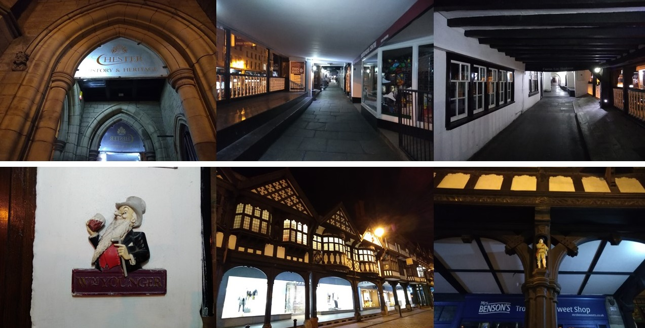 the rows, chester cathedral, chester, roman fort, chesters clock, roman city walls chester, explore chester, things to do in chester, chester high cross, britains oldest shopping arcade. black and white buildings of chester, domesday book town