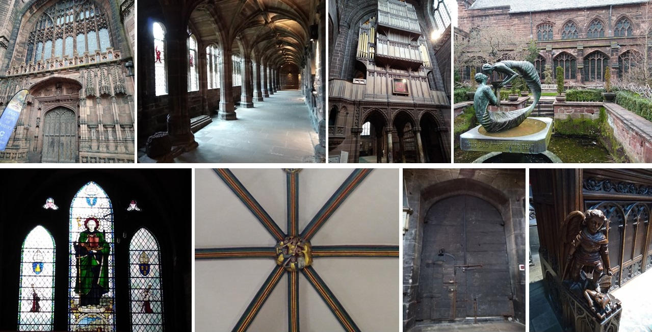chester cathedral, chester, things to do in chester, visit chester