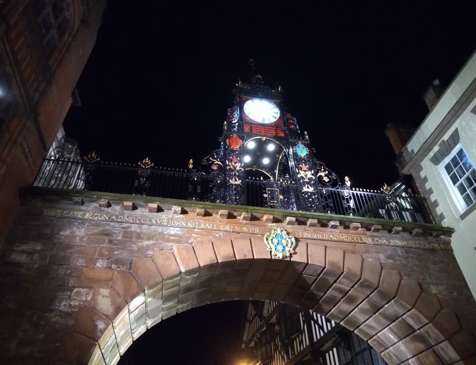 chester cathedral, chester, roman fort, chesters clock, roman city walls chester, explore chester, things to do in chester, chester high cross, britains oldest shopping arcade. black and white buildings of chester, domesday book town