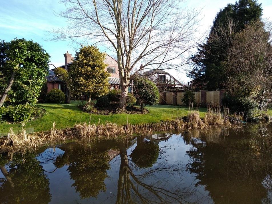 christleton, chester canal