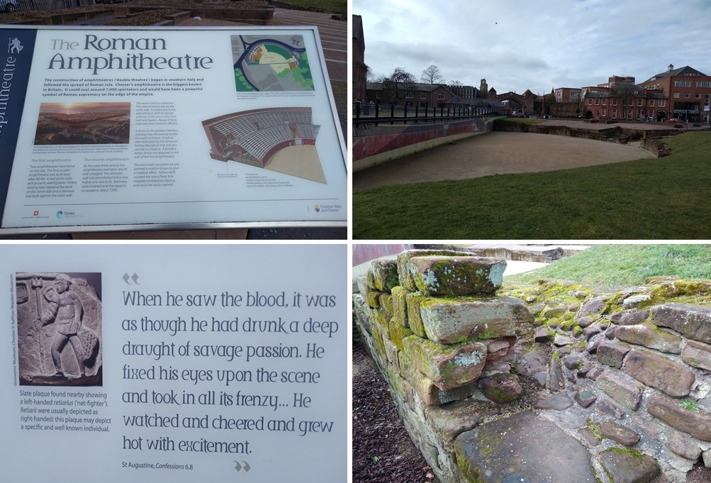 chester roman amphitheatre, chester, city of chester, things to do in chester, explore chester, cities of england