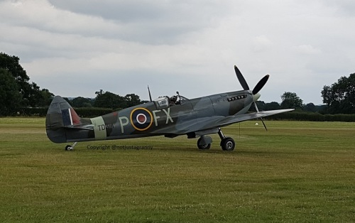 spitfire p fx, battle of britain aitshow headcorn, raf 100th anniversary, fly a spitfire