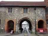 st swithuns church winchester, explore winchester, the pilgrims way, king alfreds walk
