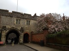 pilgrims hall winchester, winchester cathedral, city of winchester, the pilgrims way, west gate, kings gates, priors gate