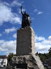 king alfred statue winchester, explore winchester